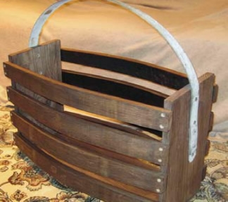 Decorative Stave Carrier