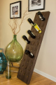 30 - Bottle Champagne Riddling Rack