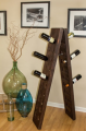 40 - Bottle Champagne Riddling Rack